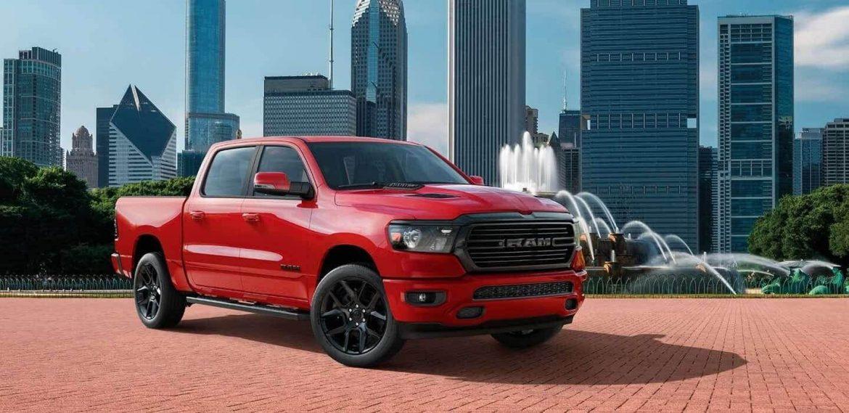 Dodge Ram Lease-deals – Flexibele lease-opties