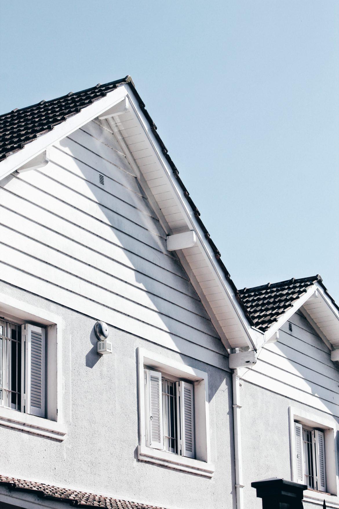 Nieuwe huizen in onderzoeksraton